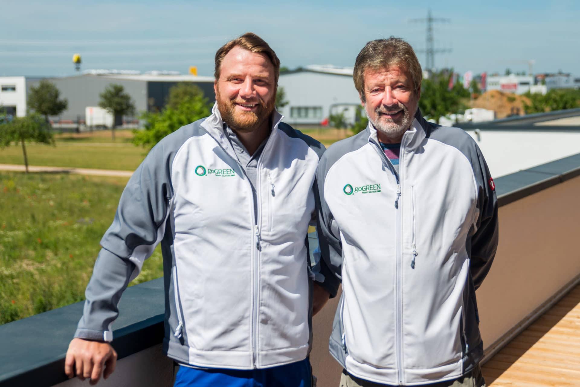 Team goGREEN ENERGY SOLUTIONS GmbH