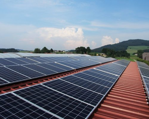 solar power, solar panels, photovoltaics
