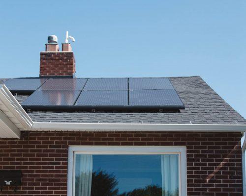 Energy - Photovoltaik auf Privathaus